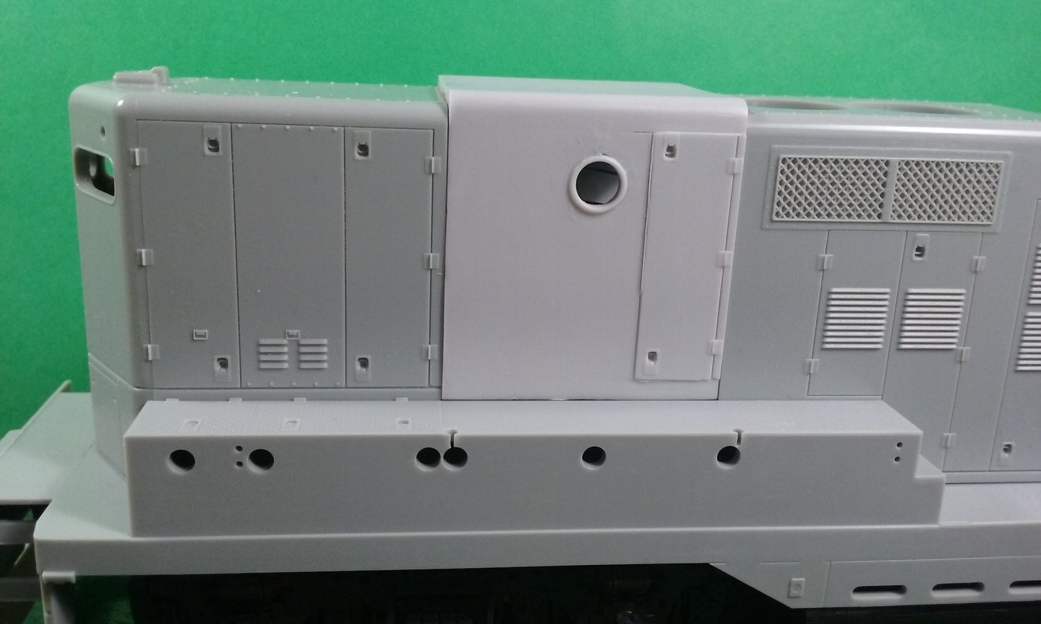 O Scale GP7/9 B Unit Insert