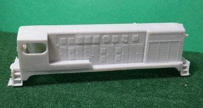 N Scale Fairbanks Morse H-20-44 Locomotive Shell