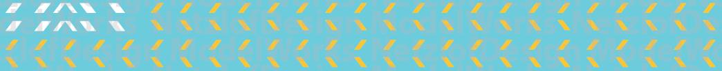 HO Scale - Elgin Joliet & Eastern Yellow Stripes Addon Decal Set