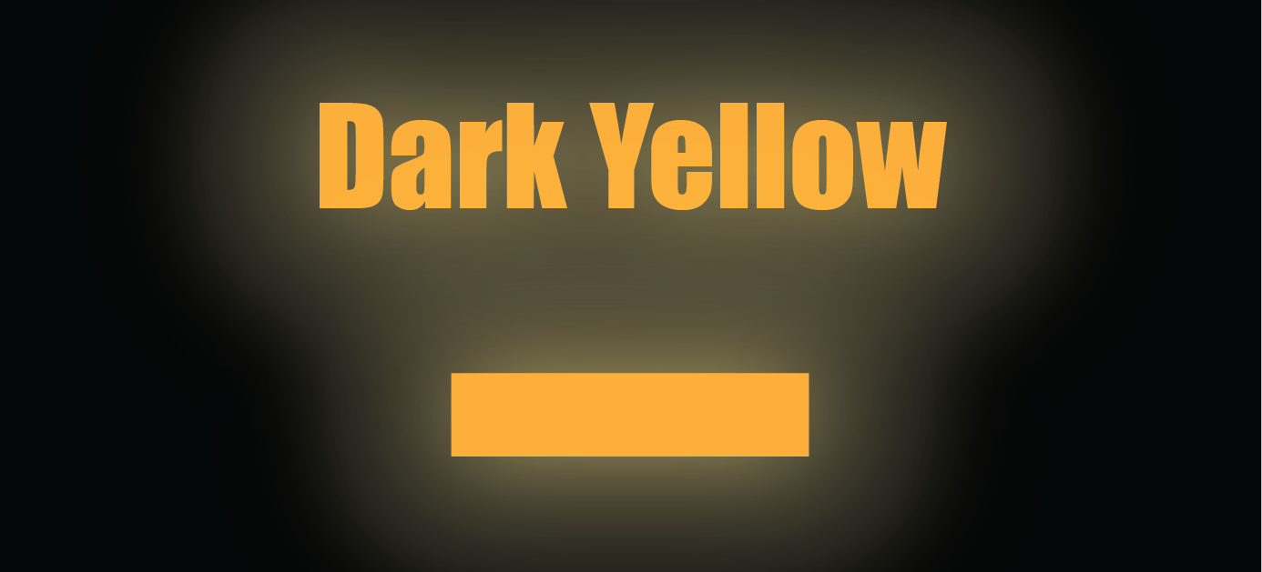 "HO Scale Reflective Striping - 4"" Dark Yellow Reflective"