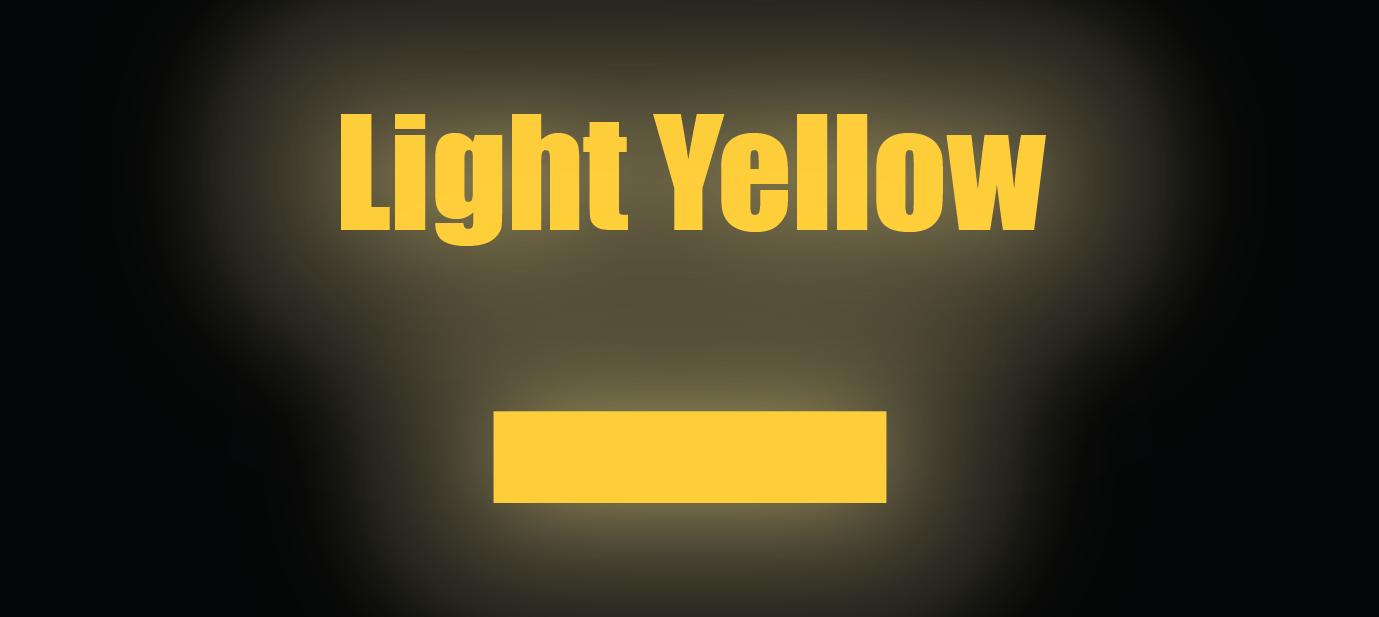 HO Scale - FRA Reflective Blocks - Light Yellow
