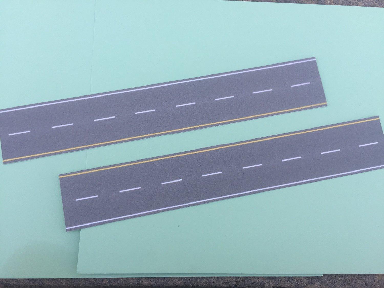 Easy Streets N - Medium Asphalt-10in Interstate Section