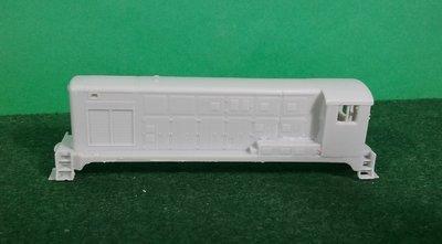 N Scale Fairbanks Morse H-12-44 Locomotive Shell
