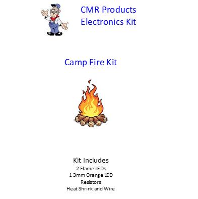 LED Kit - Camp Fire Kit