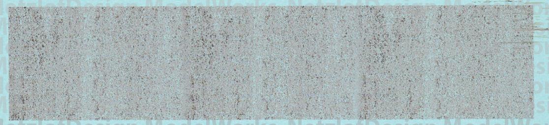 HO Scale - Spotty Dark Rust Weathering Set