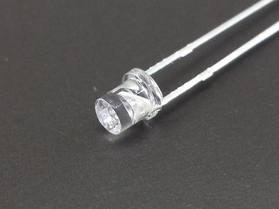 3mm Flat Top LEDs