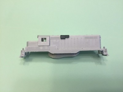 N Scale Trains, Conrail GP8 Chop Nose no DB Engine Shell, by CMR Products