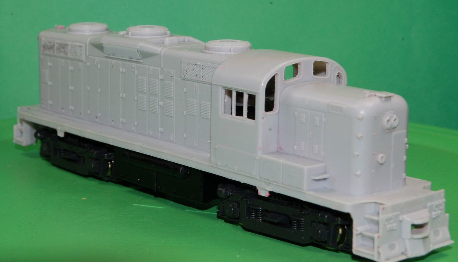 RS3M MKT Variant Engine Shell, HO Scale Trains, by Puttman Locomotive Works