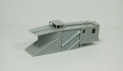 N Scale - Russell Snow Plow Kit