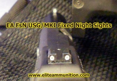 Convert Fixed Sites to Fixed NIGHT Sights