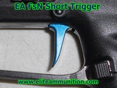 EA FsN Short Trigger-Blue