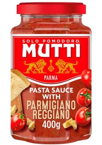 PARMIGIANO REGGIANO CHEESE PASTA SAUCE - MUTTI