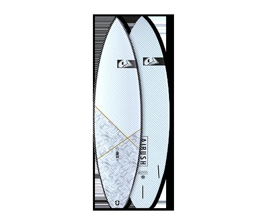 Airush Comp V2 Reflex Carbon Innegra 5'8