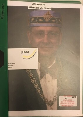 Freimaurer Ronald A. Seale