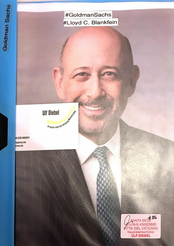 Goldman Sachs Lloyd C. Blankfein
