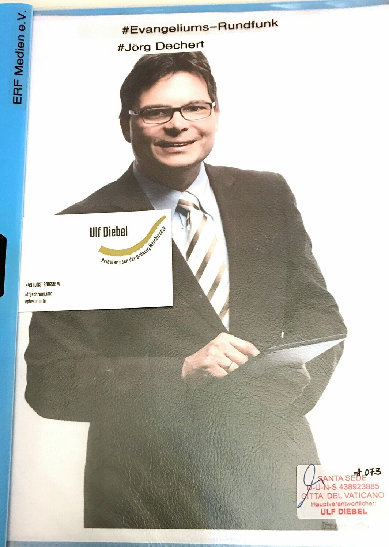 ERF Medien e.V. l Evangeliums-Rundfunk Jörg Dechert