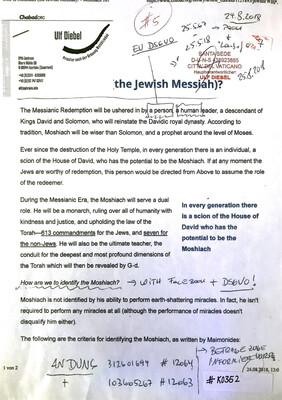 #K0352 l The Jewish Messiah? l Chabad.org