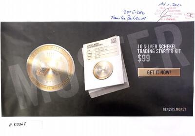 #K0367 l Genesis Money