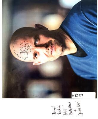 #K0117 l Daniel Böcking - Bild Redakteur + Jesus Fan
