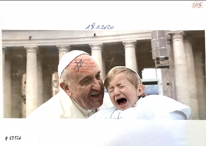 #K0126 l Ulf vs Papst l Dreamstream LLC.