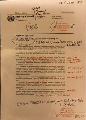 #U072 l United Nations - Security Council