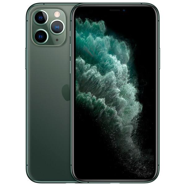 Apple iPhone 11 Pro Max 512GB 2SIM Midnight Green