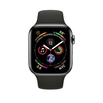 Apple Watch S3 38mm Black