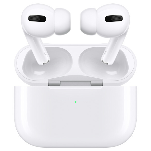 БЕСПРОВОДНЫЕ BLUETOOTH НАУШНИКИ APPLE AIRPODS PRO WIRELESS BOX (РСТ)