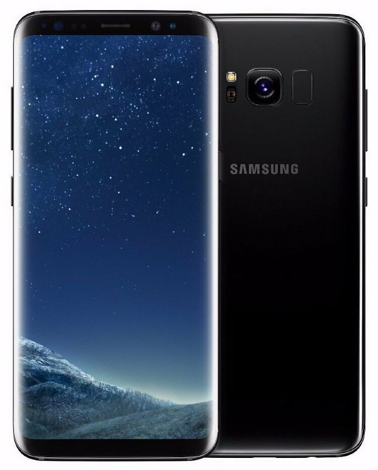Samsung S8 64Gb Black