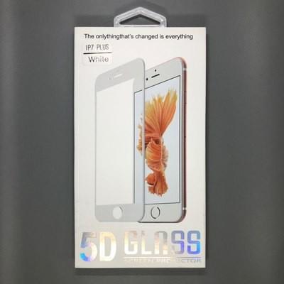 iPhone 7 Plus | 8 Plus 5D Glass SP White