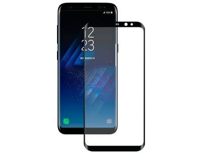 Samsung S8 | S9 3D Glass (Черное)
