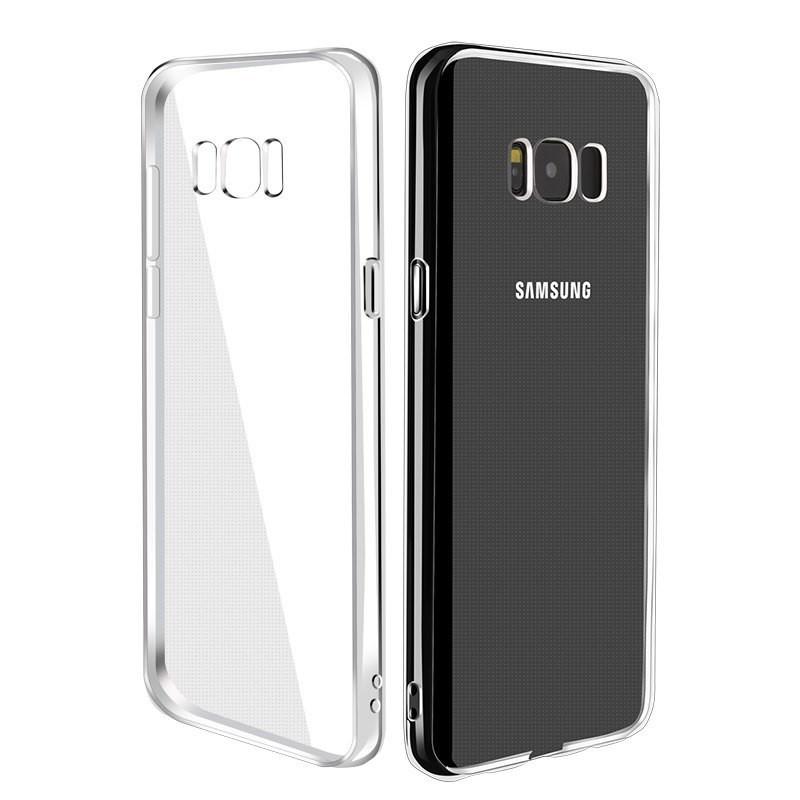 Samsung Galaxy S8 Plus Силикон (Прозрачный)