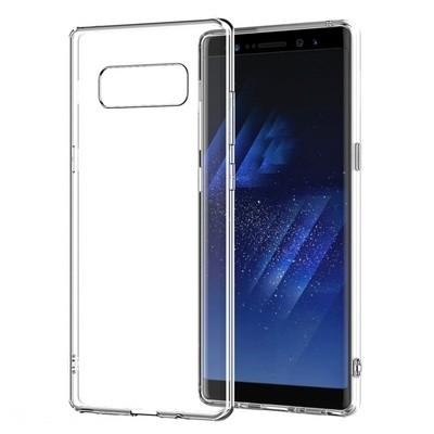Samsung Galaxy Note 8 Силикон (Прозрачный)