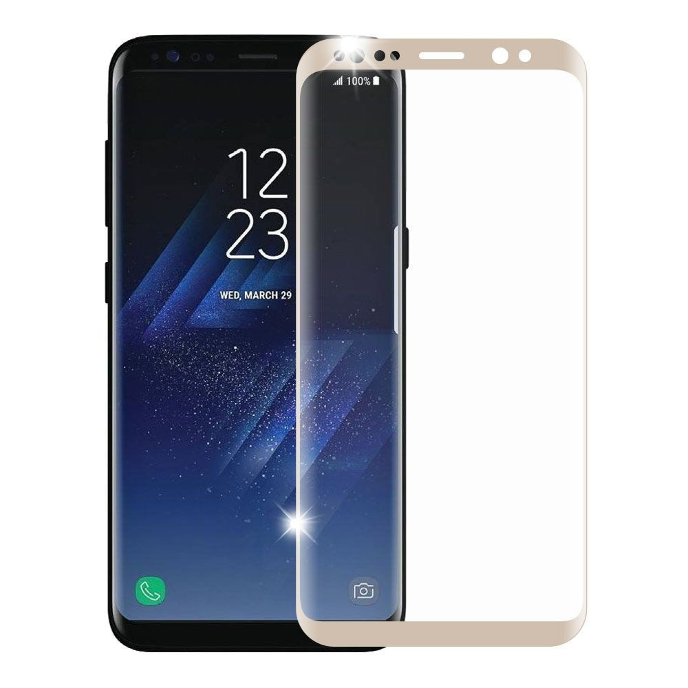 Galaxy S8 Plus | S9 Plus 3D Gold