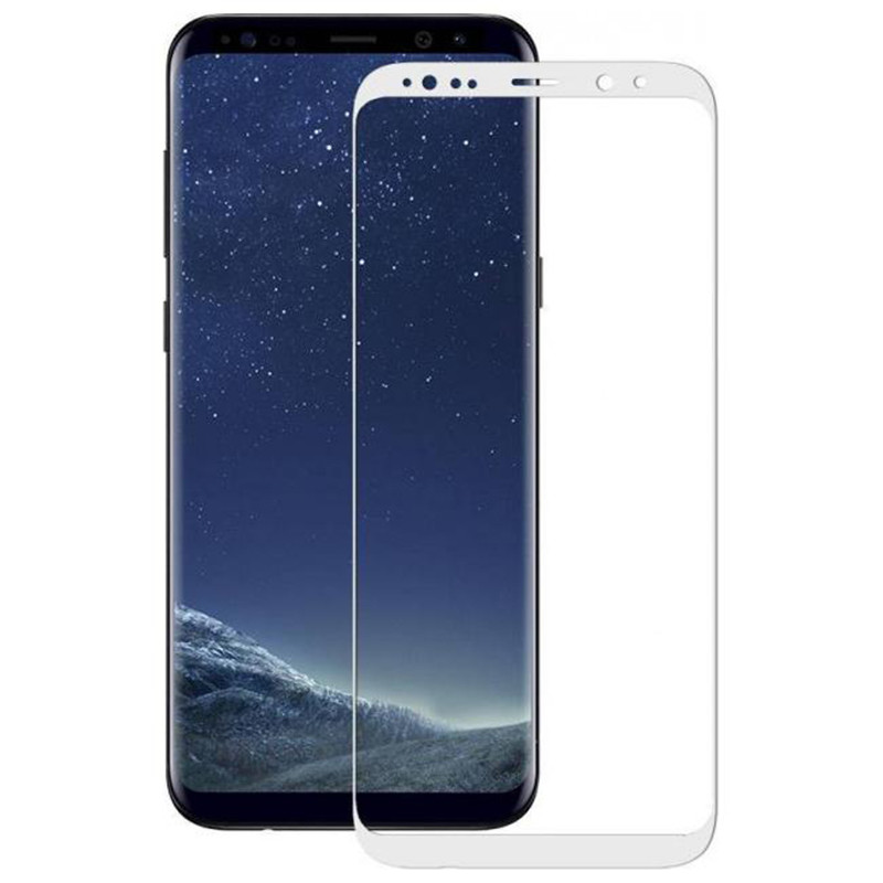 Galaxy S8 Plus   S9 Plus 3D White