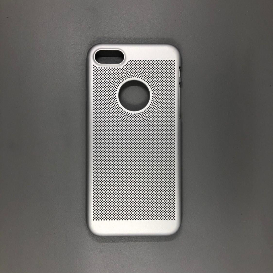 iPhone 7 Plastic Silver Nike