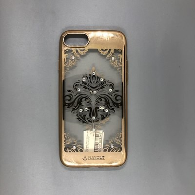 iPhone 7 Plastic BeckBerg Golden Faith