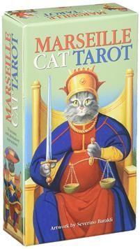 Baraldi Severino: Marseille Cat Tarot