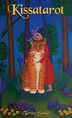 Seule Terttu: Kissatarot kortit (Cat Tarot deck)