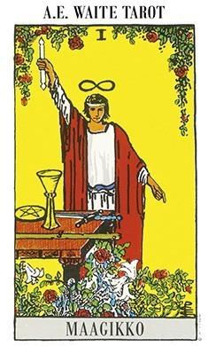A.E. Waite Tarot -kortit