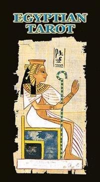 Alasia Silvana: Egyptian Tarot Deck
