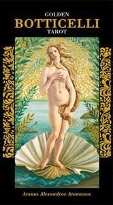 Atanassov Atanas, Botticelli Sandro: Golden Tarot of Botticelli