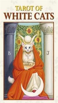 Baraldi Severino: Tarot of White Cats Mini Edition