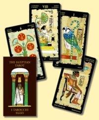 Alasia Silvana: Egyptian Tarot Mini Edition
