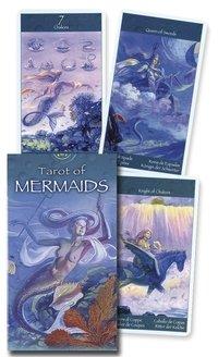 Alligo Pietro, De Luca Mauro: Tarot of Mermaids