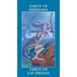Alligo Pietro, De Luca Mauro: Tarot of Mermaids Mini