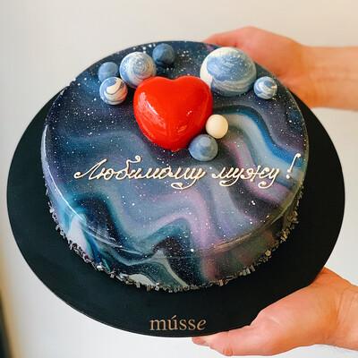 "Торт мусовий ""Galaxy love"