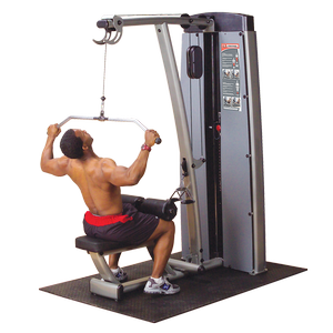 Body-Solid Pro Dual Lat Pulldown and Mid Row DLAT-SF