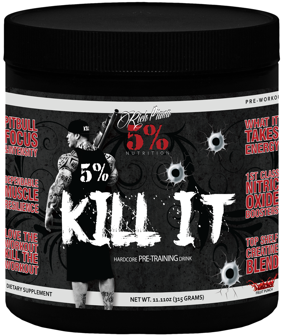 5% Nutrition Kill It