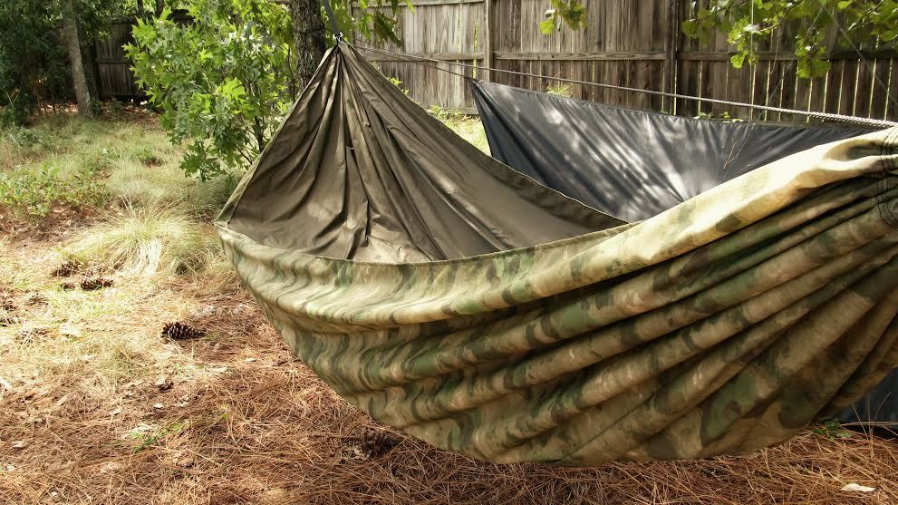 read reviews here atacs fg double layer hammock   survivalist forum  rh   survivalistboards